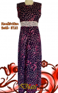 Long dress batik tulis lasem